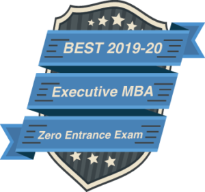 Executive MBA Badge