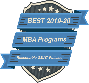 MBA Badge GMAT Reasonable Policies